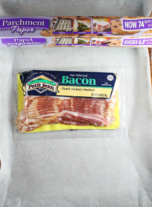 How to Cook Bacon in the Oven Recipe from MissintheKitchen
