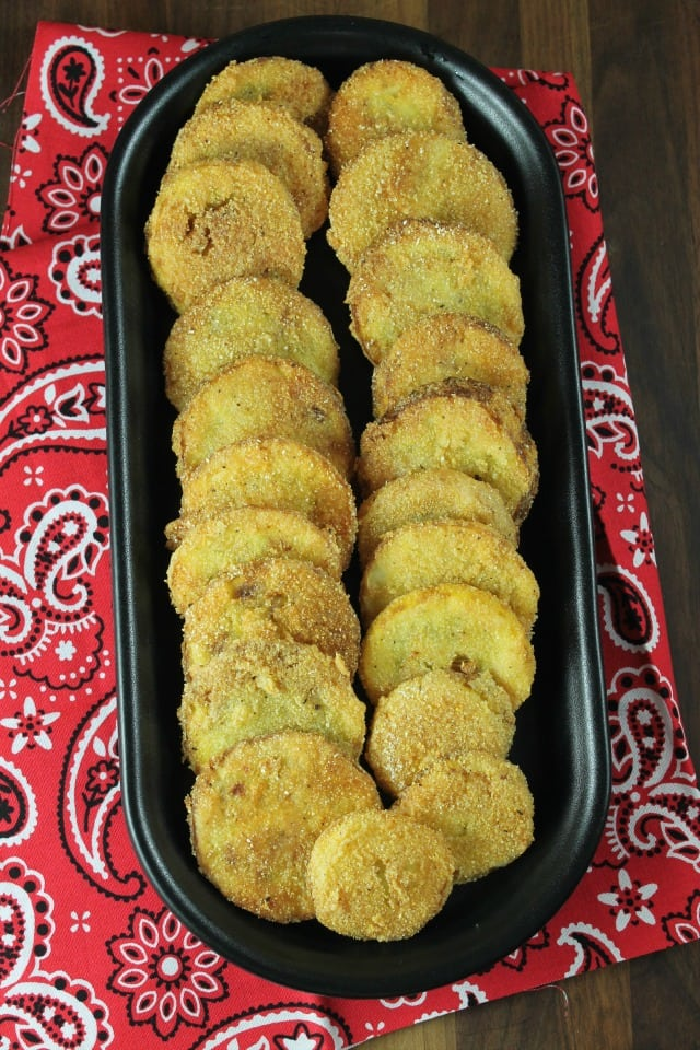 How to Fry Squash, Fried Squash Recipe ~ MissintheKitchen