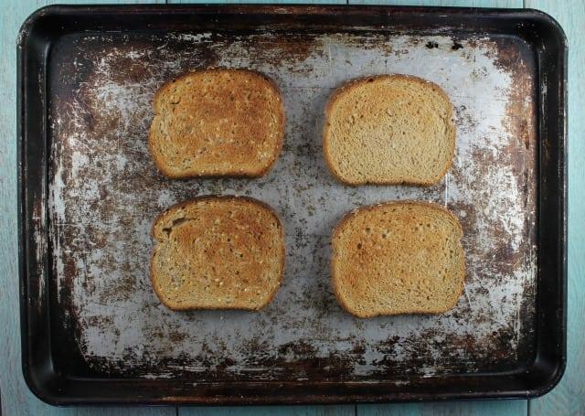 Toast for Salmon Toast 2 Ways- MissintheKitchen.com