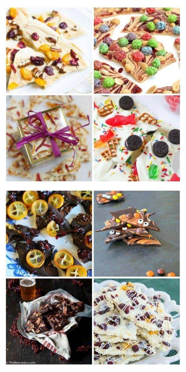 23 Best Bark Recipes to try for the Holidays ~ MissintheKitchen.com