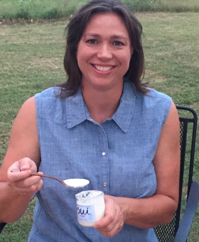 Taking Time for Myself with Oui French Style Yogurt by Yoplait ~ Misintiekitchen.com #sponsored