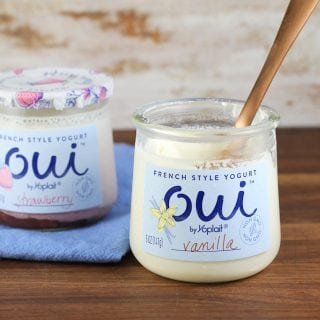 New Oui Yogurt by Yoplait ~ MissintheKitchen.com #ad