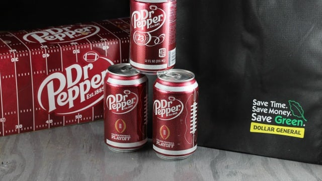 Dr Pepper Dollar General Photo