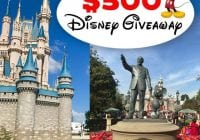 Spreading Joy with Disney Giveaway