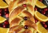 Orange Cardamom Braid