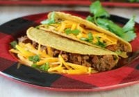 My favorite Brisket Tacos Recipe from missinthekitchen.com #tacos