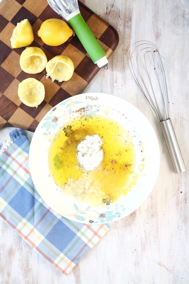 Citrus Marinade for Grilled Pork Chops