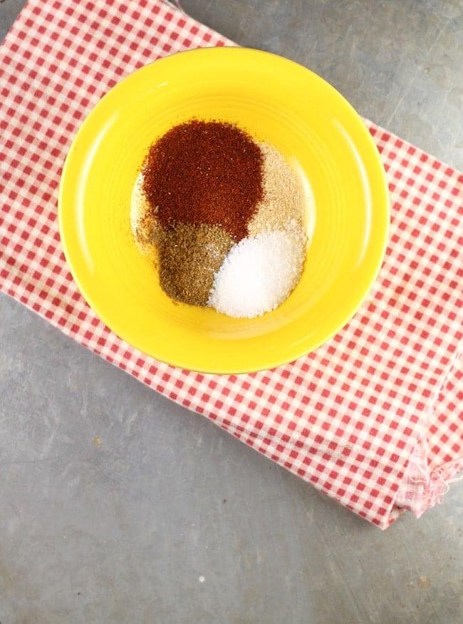 spice blend for fajita burgers