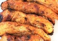 Spicy Honey Grilled Chicken Dinner