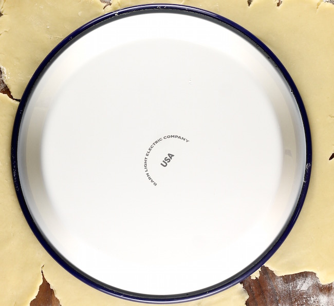 Barn Light Electric Pie Plate ~ Southern Sweet Potato Pie Recipe