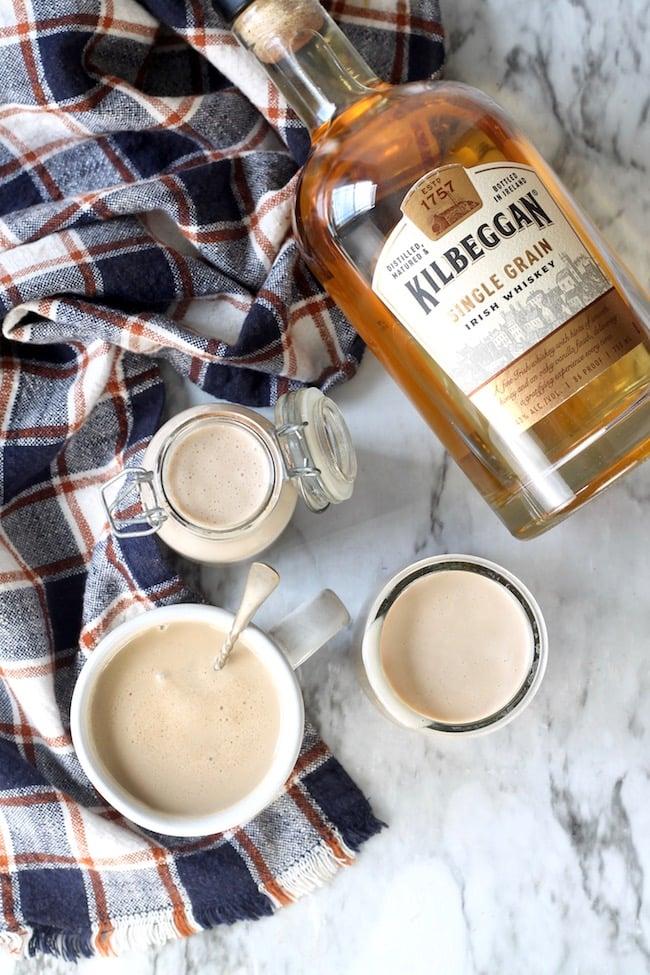 Homemade Baileys Irish Cream Recipe Miss In The Kitchen