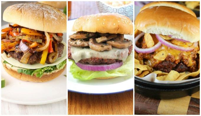 Best BBQ Burgers