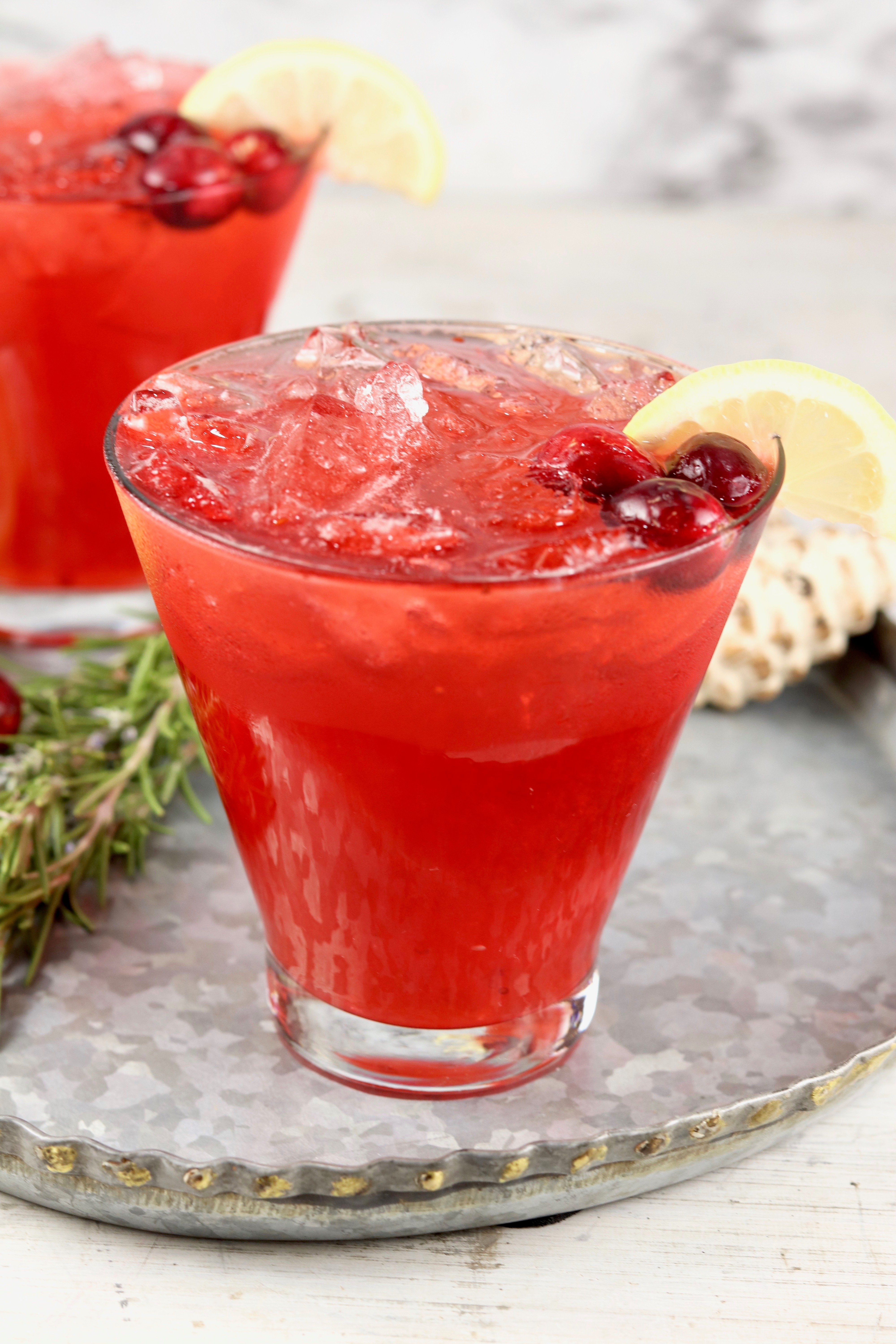 Cranberry Vodka Easy Cocktail Miss In The Kitchen